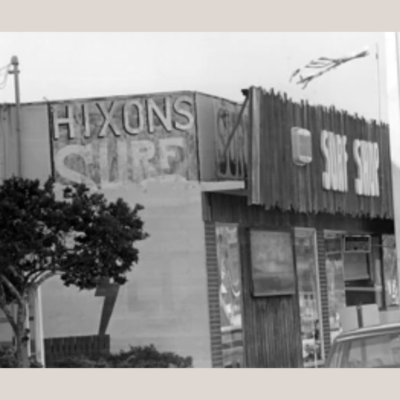 Hixons Surf Shop Neptune Beach