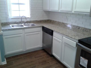 McCue Finished Kitchen Remodeling Jax Beach