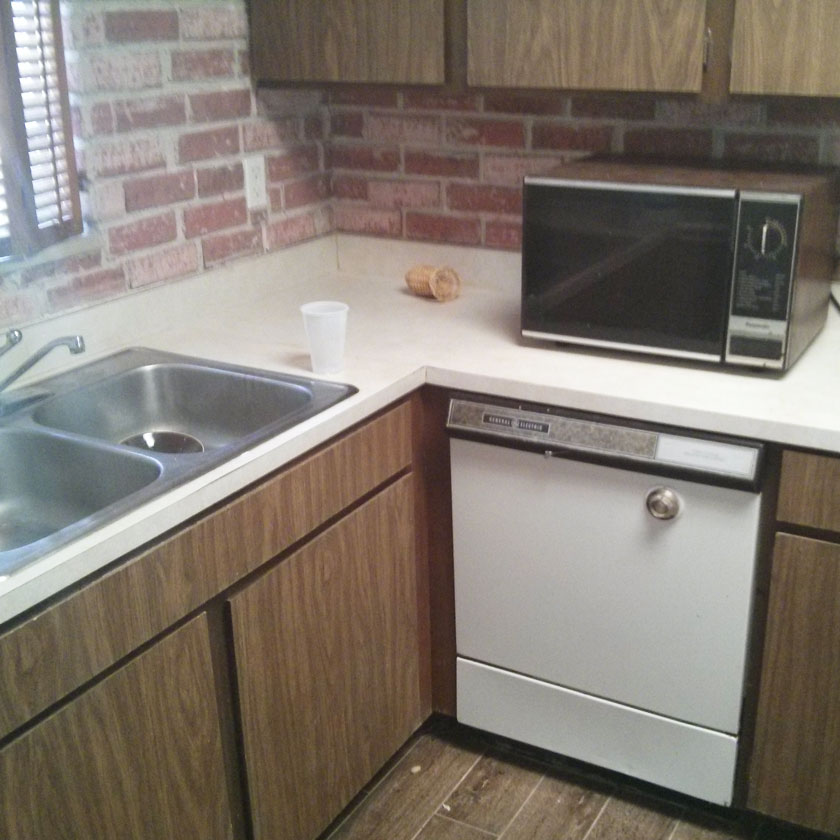 Average Labour Cost Price To Fit Replace A Heated Towel: Kitchen Makeover, Before & After Kitchen