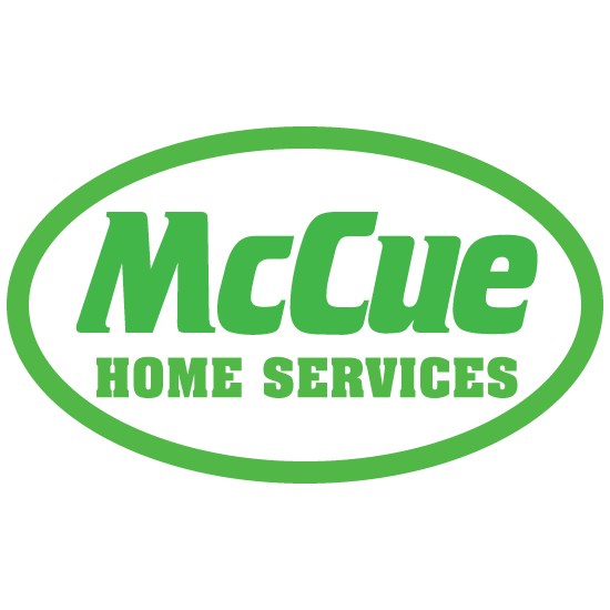 Home Services by McCue | McCue Heating & Air | McCue Pest Control Retina Logo