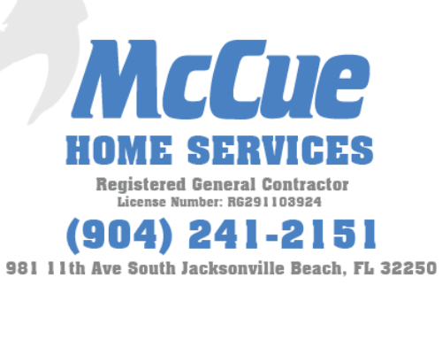 Mitchell L McCue – Jacksonville General Contractor